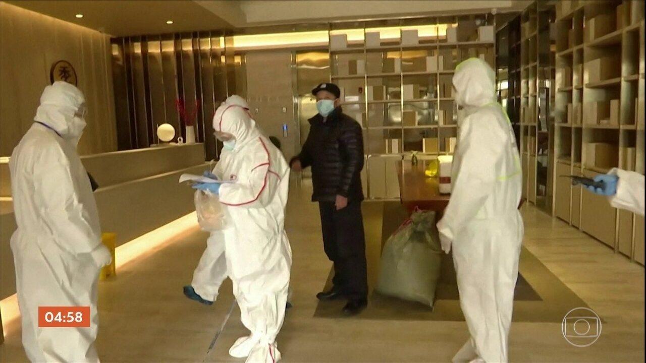 Sobe para 427 o número de mortes causadas pelo novo coronavírus na China