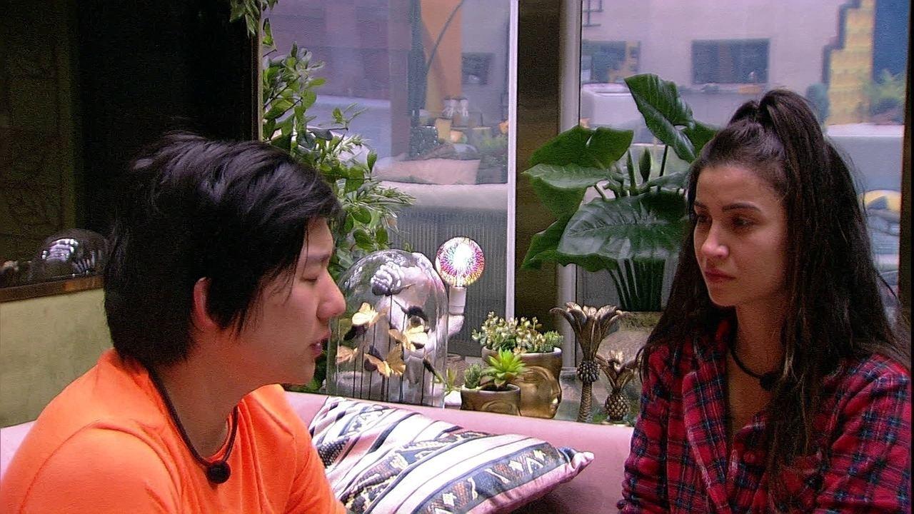 Pyong sobre pedido de desculpas de Bianca: 'Todo mundo erra'