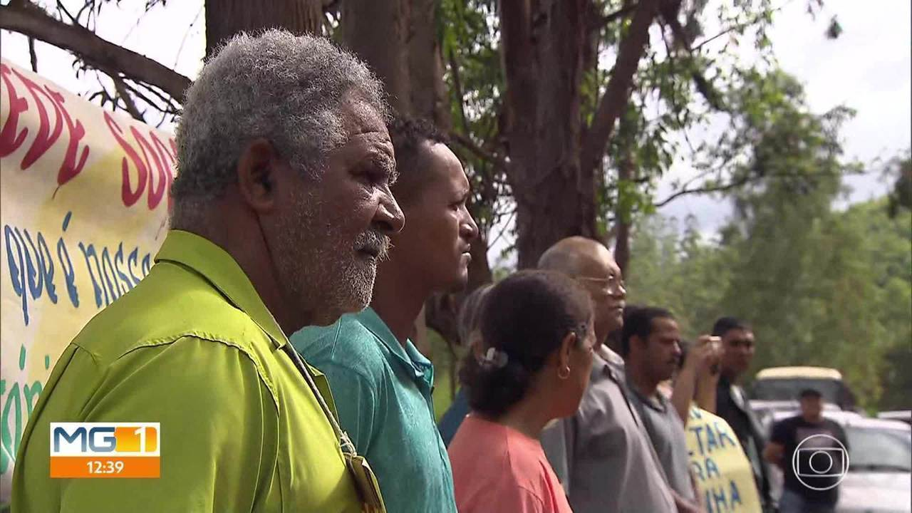 Moradores de Barão de Cocais continuam fora de casa um ano após sirenes