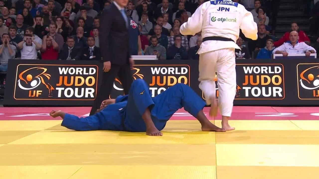 Depois de 10 anos e 154 lutas, o francês Teddy Riner perde no judô