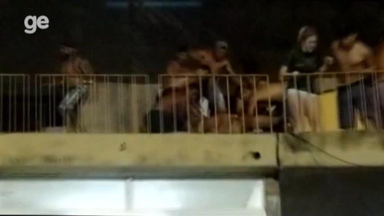 Torcedores do River-PI espancam torcedor do América-RN após jogo da Copa do Nordeste