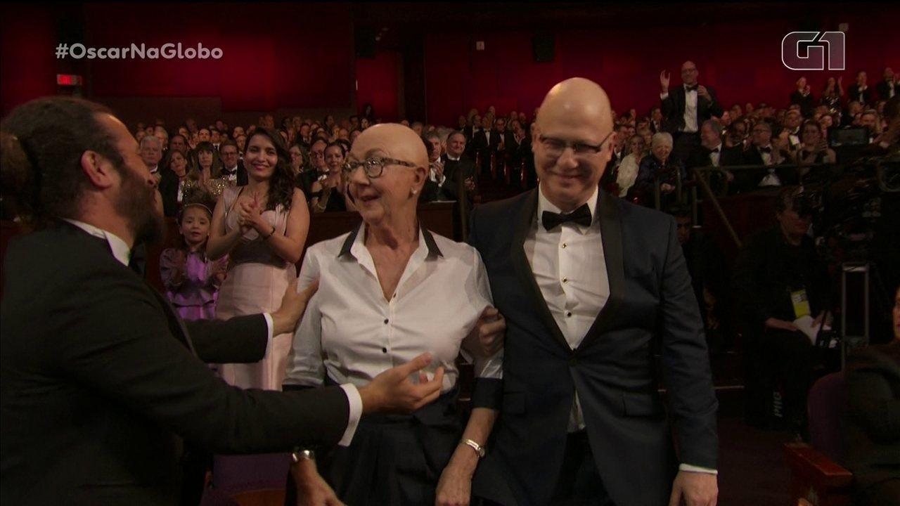 """""""Indústria Americana"""" vence o Oscar de melhor documentário"""