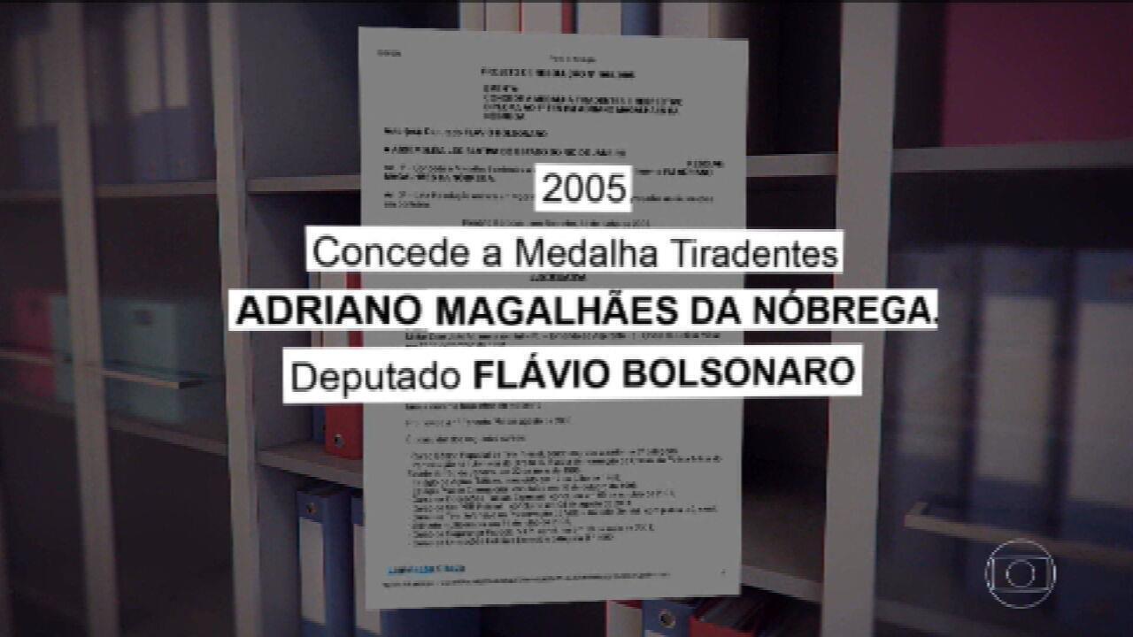 Adriano da Nóbrega era suspeito de chefiar grupo que cometeu dezenas de homicídios
