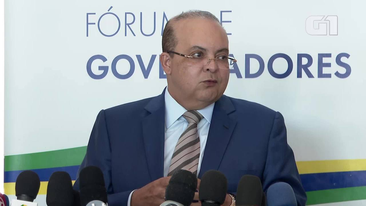 'Debate criminoso', diz Ibaneis sobre pedido de Bolsonaro para zerar ICMS dos combustíveis