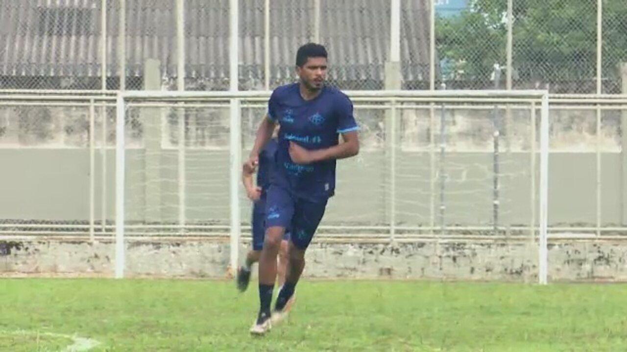 Cumprindo suspensão no Acreano, Ismael deve ser titular na Copa do Brasil