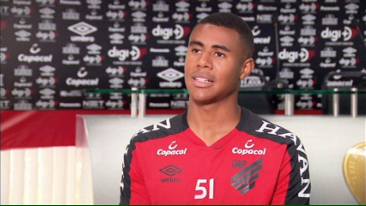 """Erick sobre Supercopa contra o Flamengo: """"Estamos disputando porque tivemos méritos""""  (Imagens: Jairton Conceição)"""
