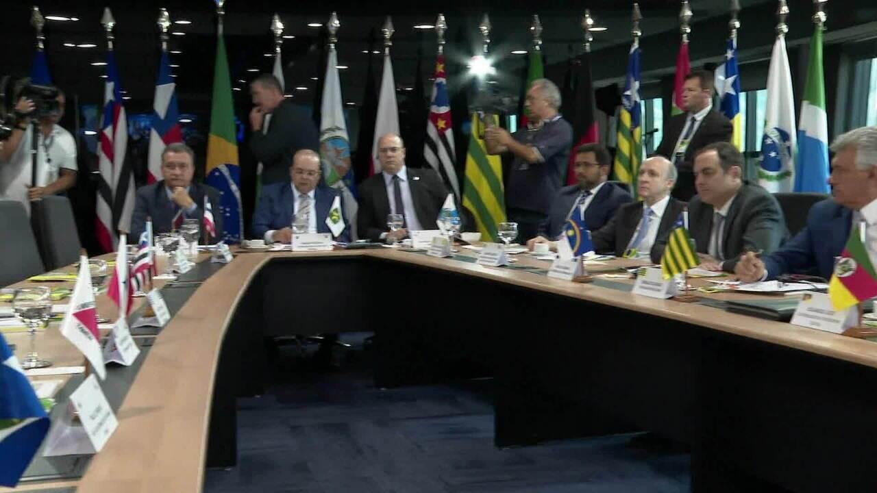 Governadores admitem discutir ICMS na reforma tributária; entenda o cenário