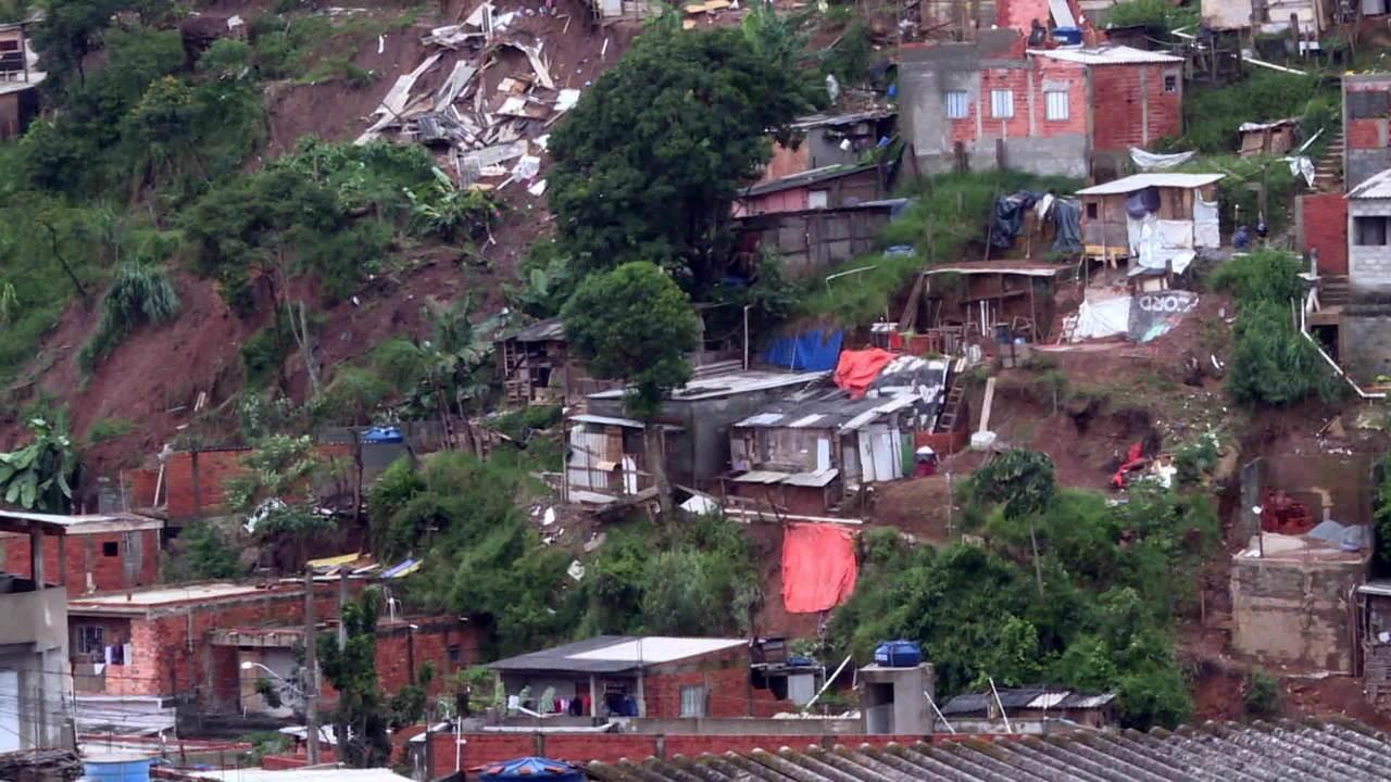 Osasco (SP) está em estado de calamidade por causa das fortes chuvas