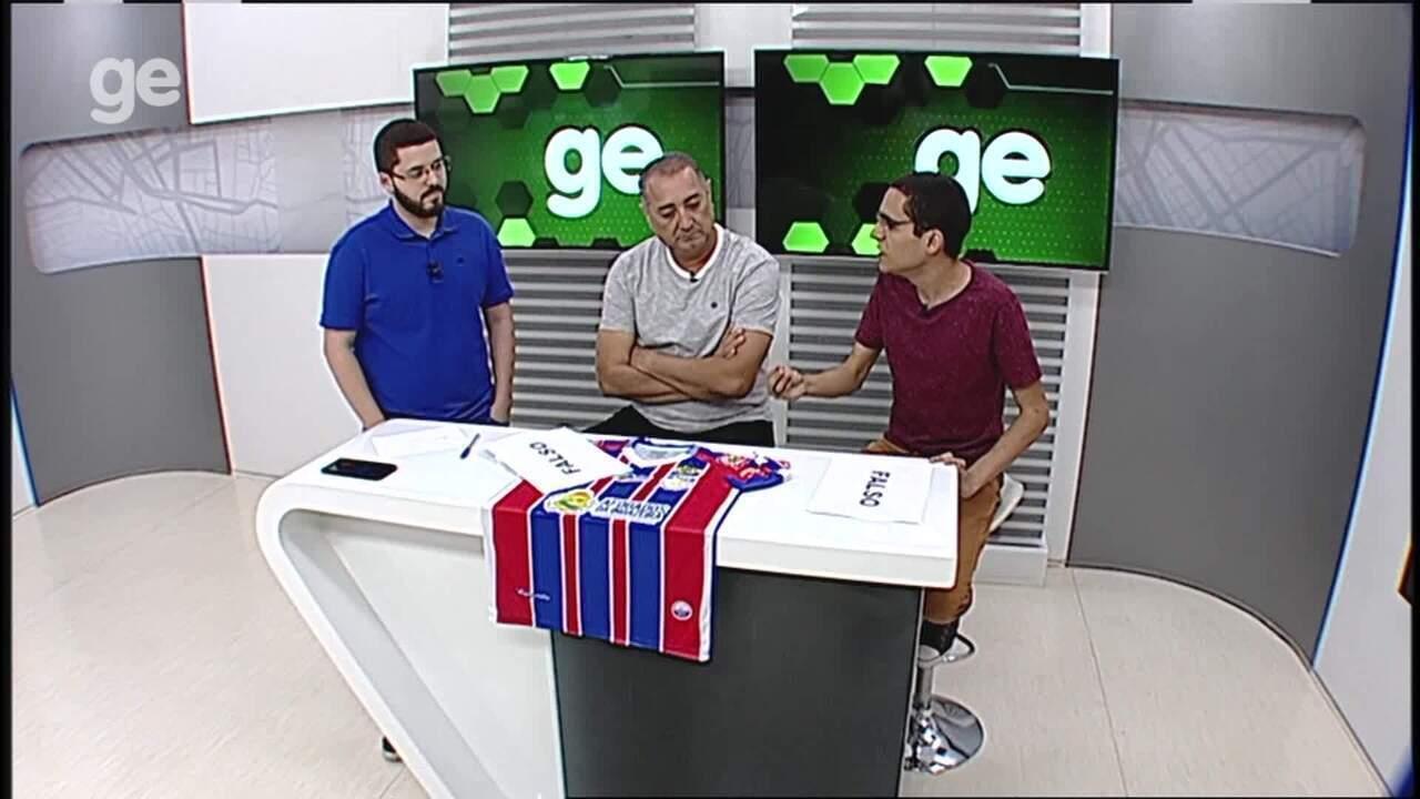 Torcedor GE #115: Afogados têm chances de passar na Copa do Brasil?
