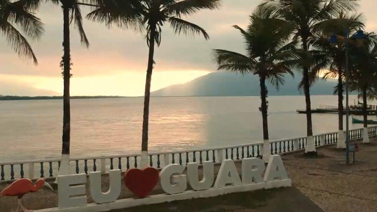 As belezas de Guaraqueçaba, no litoral paranaense