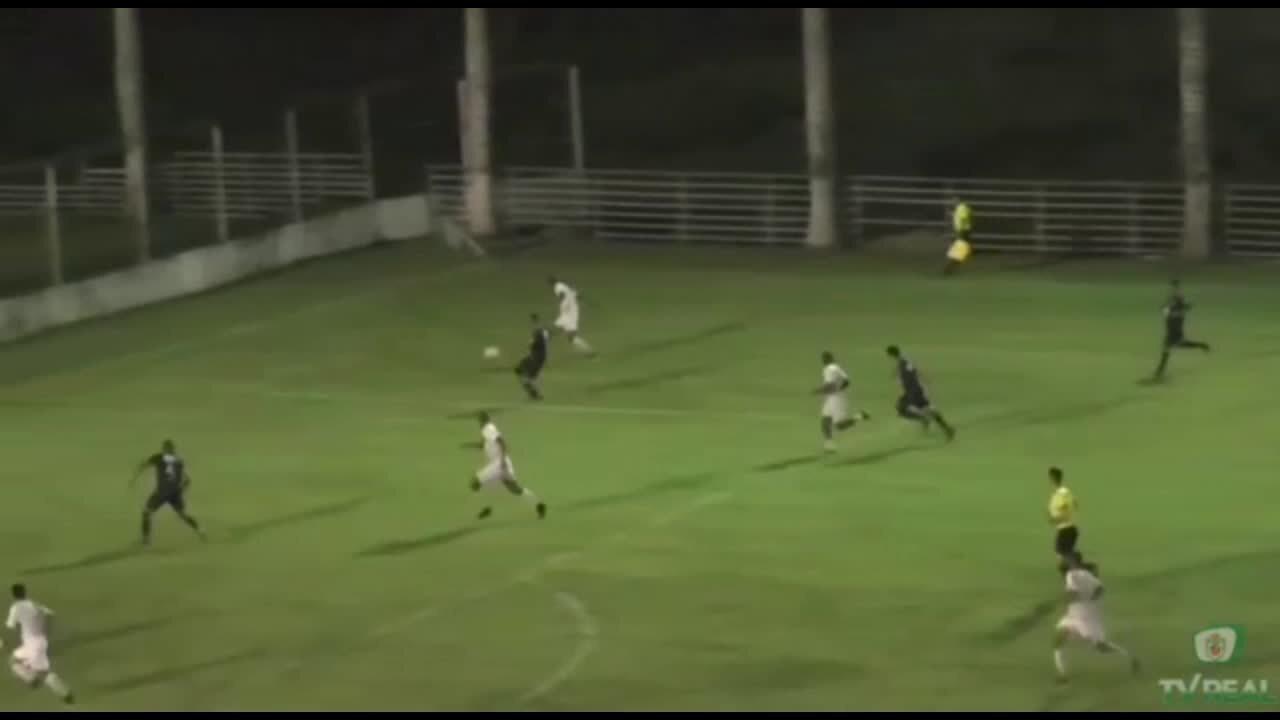 Os gols de Real Noroeste 1 x 1 Rio Branco VN, pelo Campeonato Capixaba 2020