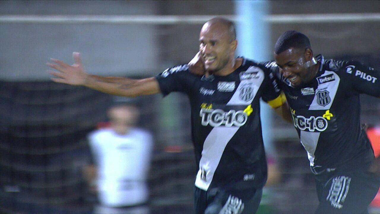 Melhores momentos: Novo Hamburgo 1 x 2 Ponte Preta pela 1ª fase da Copa do Brasil