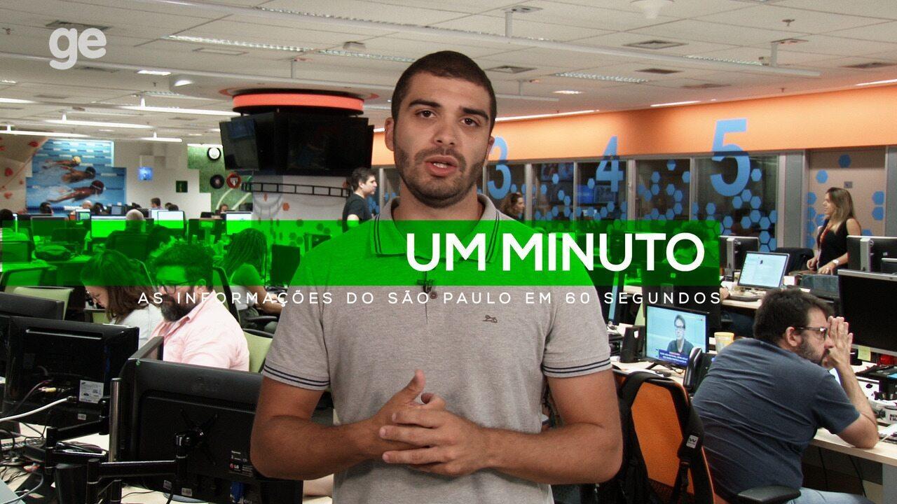 São Paulo em 1 minuto: tudo o que você precisa saber sobre o Tricolor antes de clássico