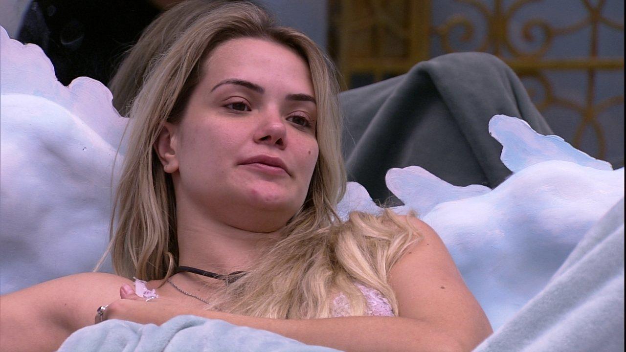 Marcela sobre Guilherme: 'Ele vai considerar o que a Bianca fala'