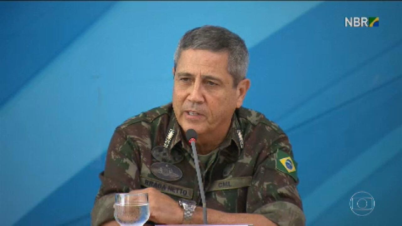 Confirmação do general Braga Netto na Casa Civil dá mais força à ala militar do governo Bolsonaro