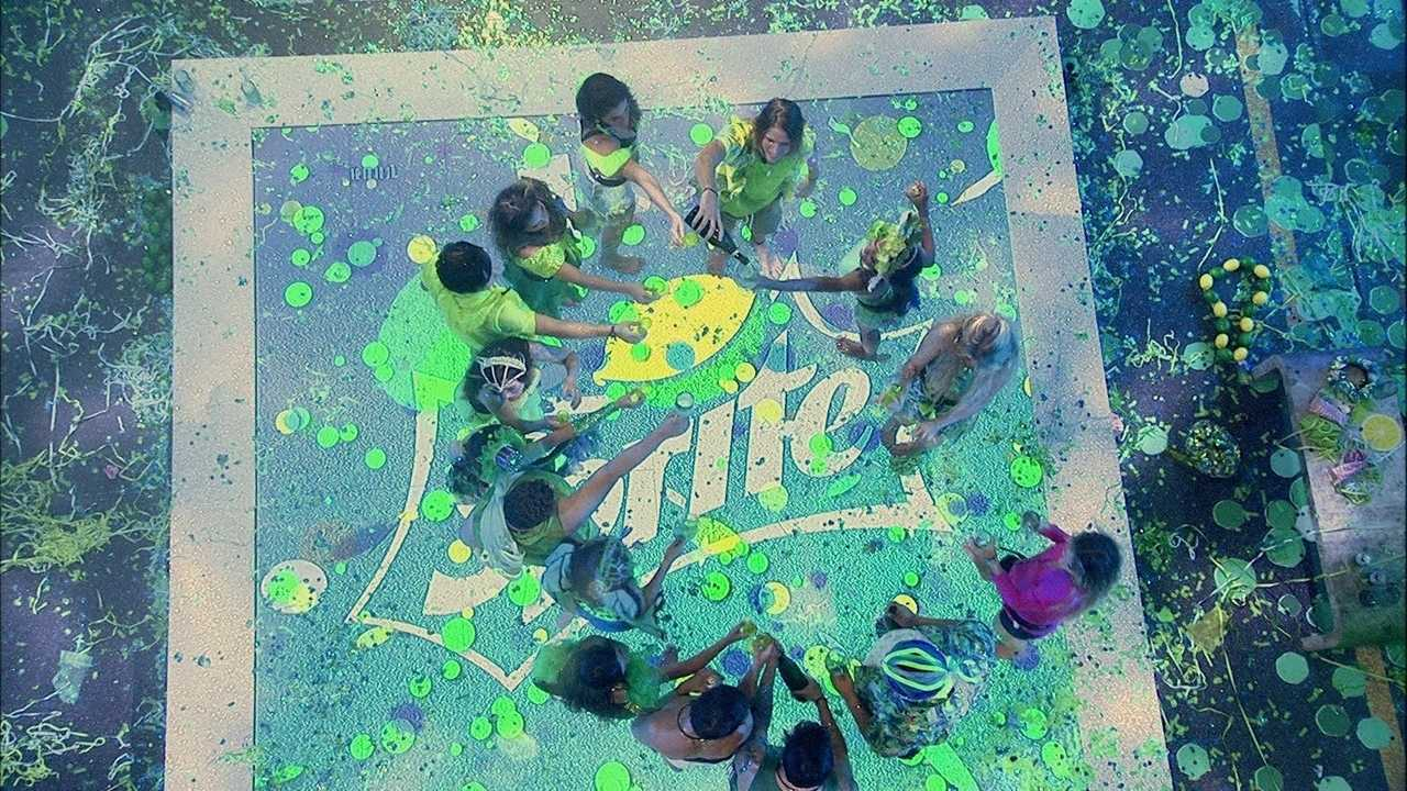 Brothers brincam na Festa Liga o Fresh