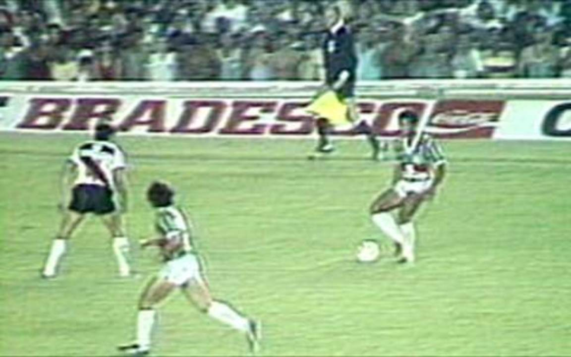 Em 1984, Fluminense é o campeão brasileiro
