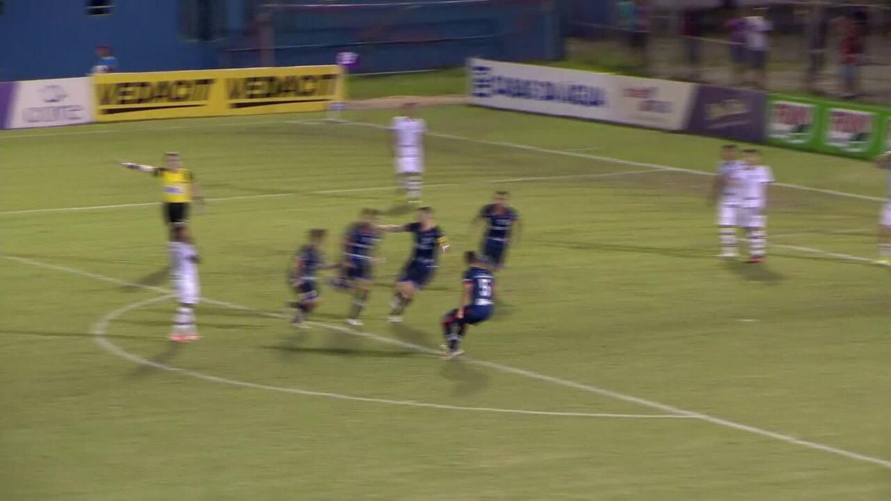 Melhores momentos de Marcílio Dias 2 x 1 Figueirense