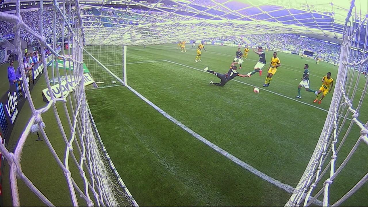Os gols de Palmeiras 3 x 1 Mirassol pela 6ª rodada do Campeonato Paulista 2020