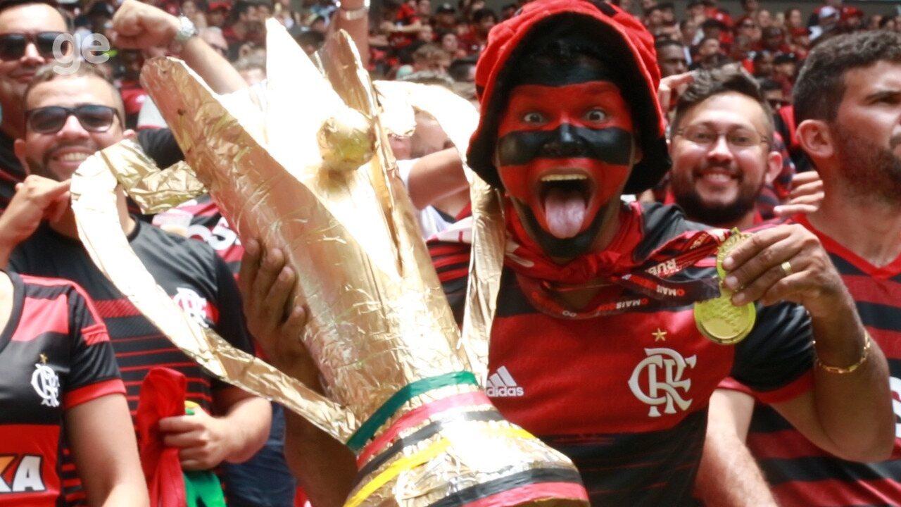 Final vermelha da Supercopa do Brasil