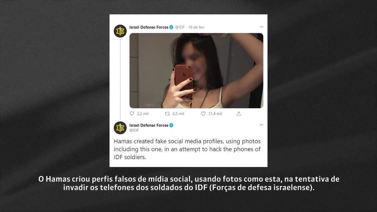 Soldados israelenses são enganados e têm celulares invadidos por infiltrados do Hamas