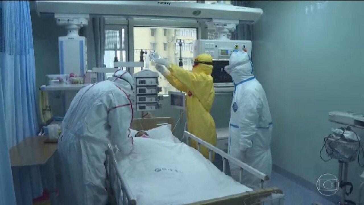 Coronavírus mata mais um médico na China | Mundo | G1