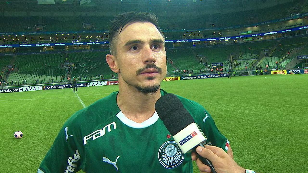 """Willian ressalta falta de vaidade no ataque do Palmeiras e elogia chegada de Rony: """"Grande reforço"""""""