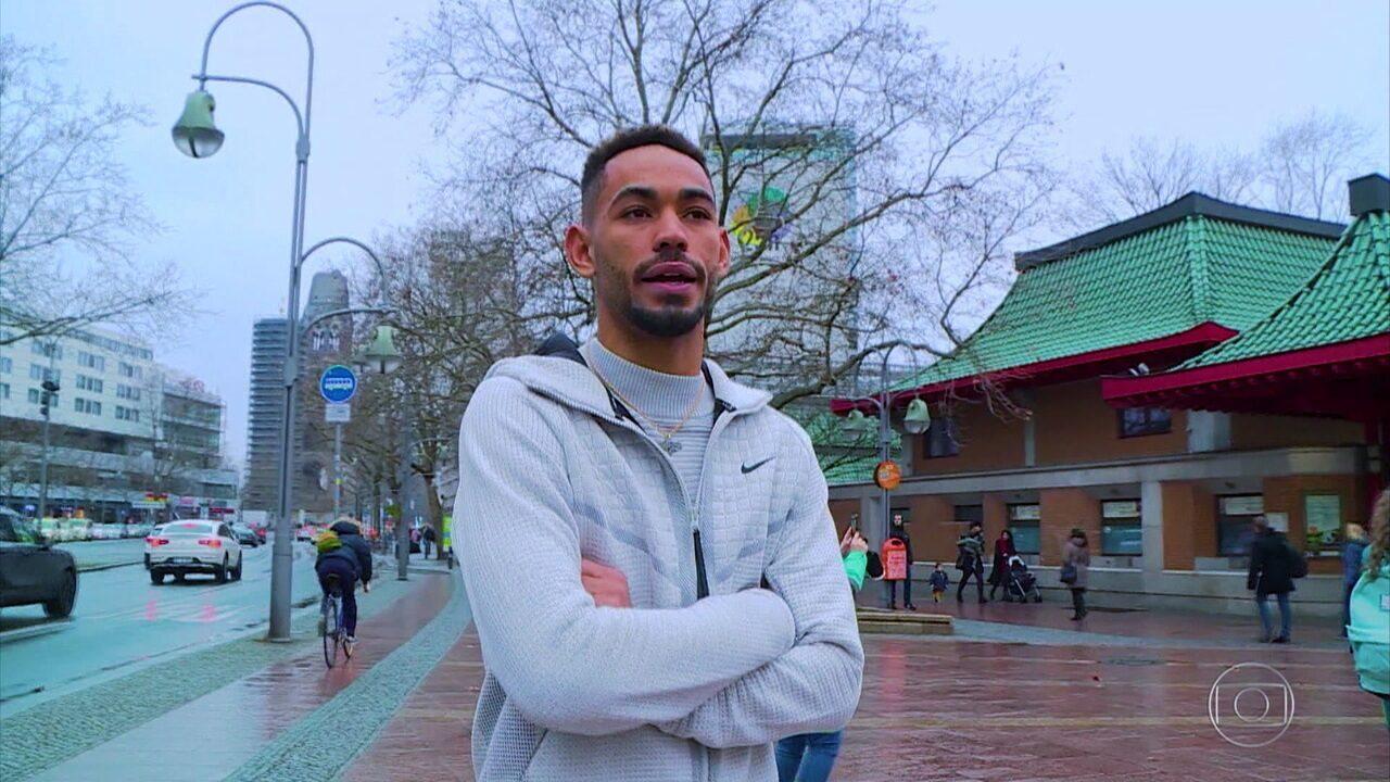 Protagonista na vaga olímpica, Matheus Cunha sonha com vaga na seleção principal com o técnico Tite