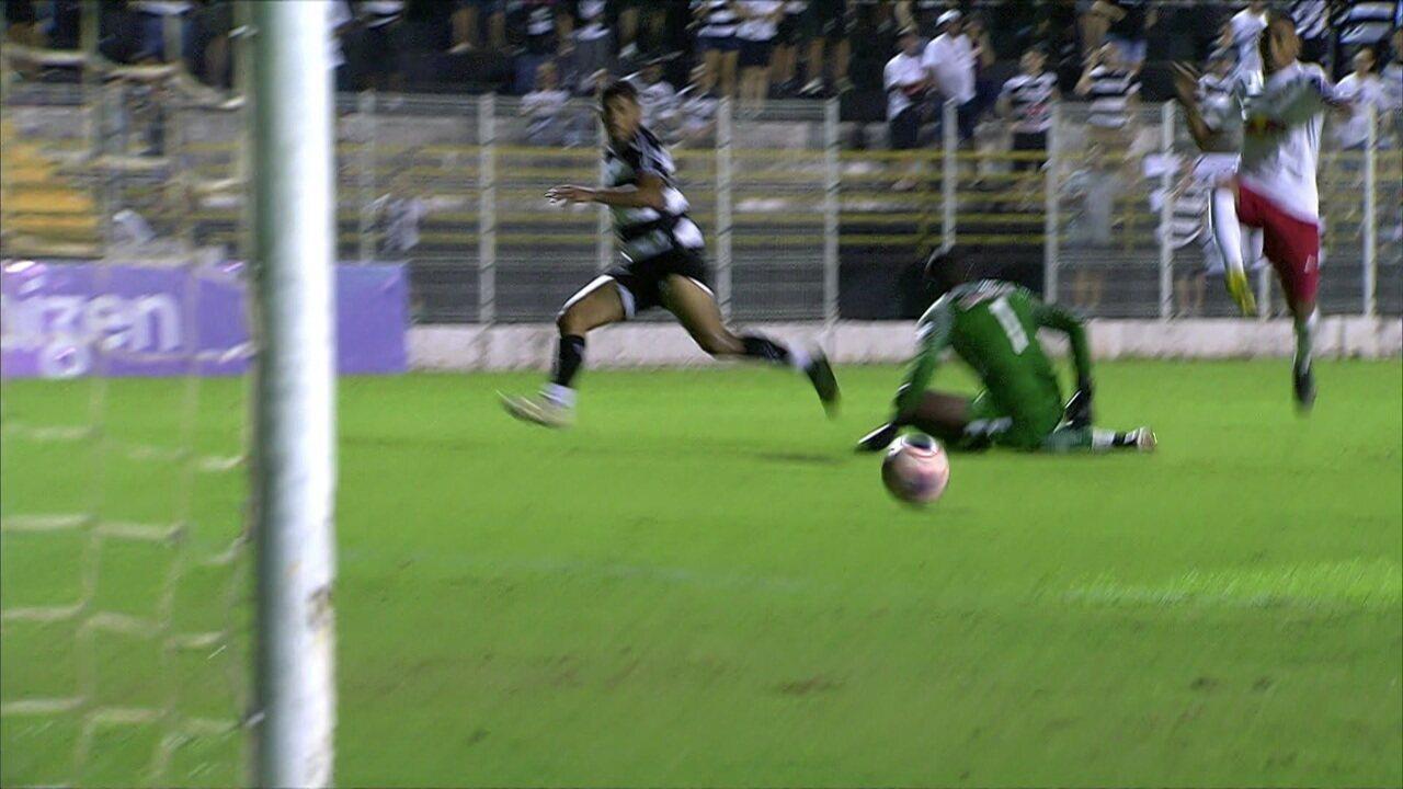 Os gols de XV de Piracicaba 3 x 1 RB Brasil pela Campeonato Paulista série A2.