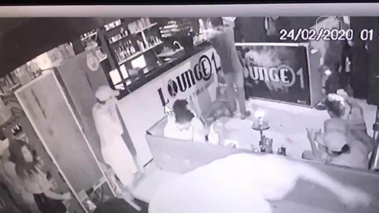 Empresário é baleado na cabeça após proibir homem de entrar em bar com lança-perfume no DF