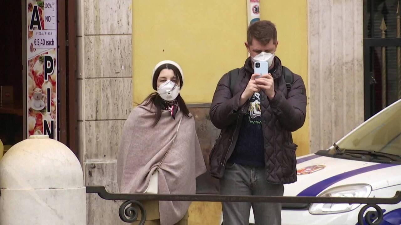 Sobe para 11 o número de mortos na Itália por causa do novo coronavírus
