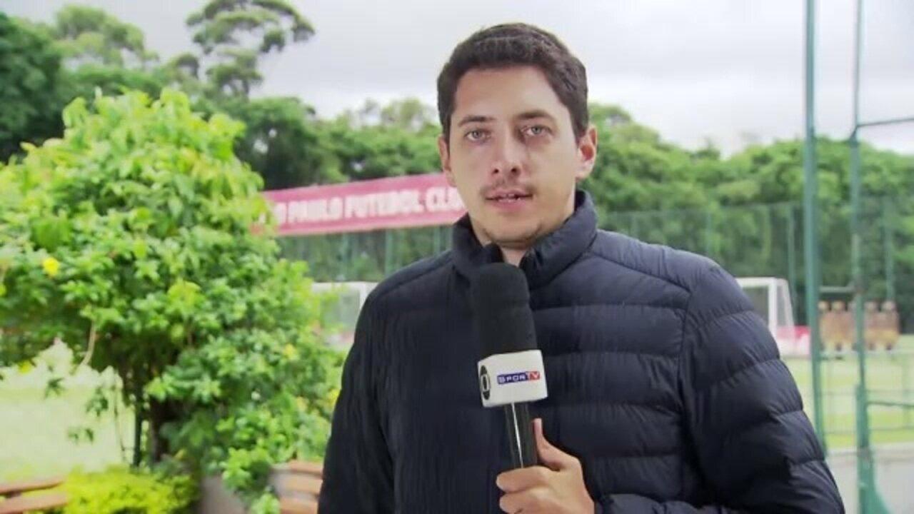 Repórter Marcelo Hazan atualiza informações sobre o São Paulo