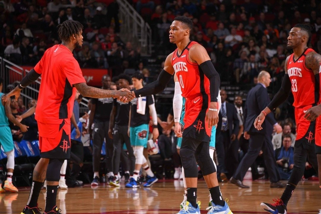 Melhores momentos de Houston Rockets 140 x 112 Memphis Grizzlies pela NBA