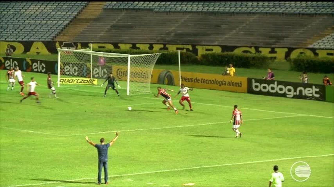 River-PI perde para o América de Natal nos penaltis e dá adeus a Copa do Brasil