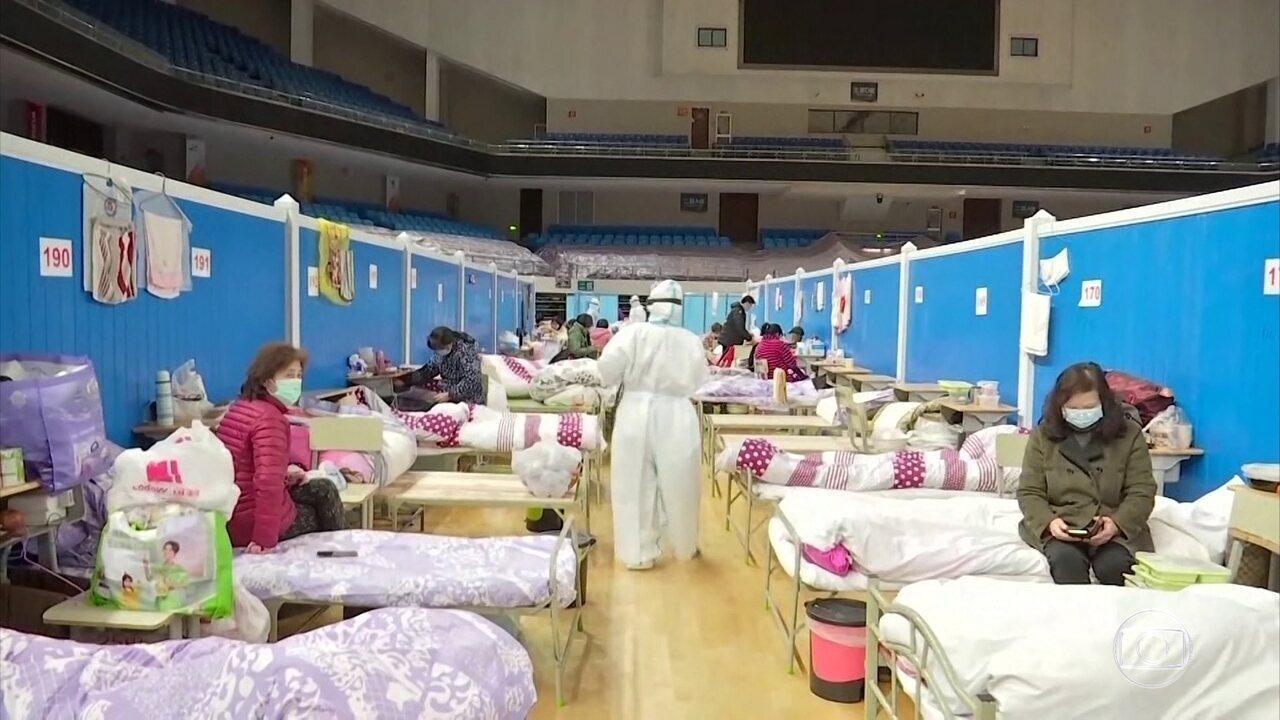 Número de pessoas recuperadas do coronavírus na China já é maior que o atual de infectados