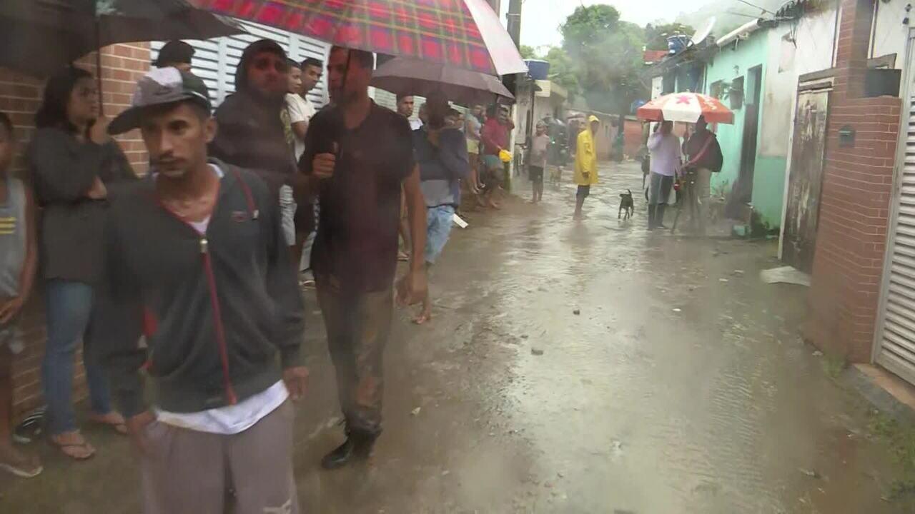 Baixada Santista, em SP, já tem mais de 10 mortes por causa das chuvas