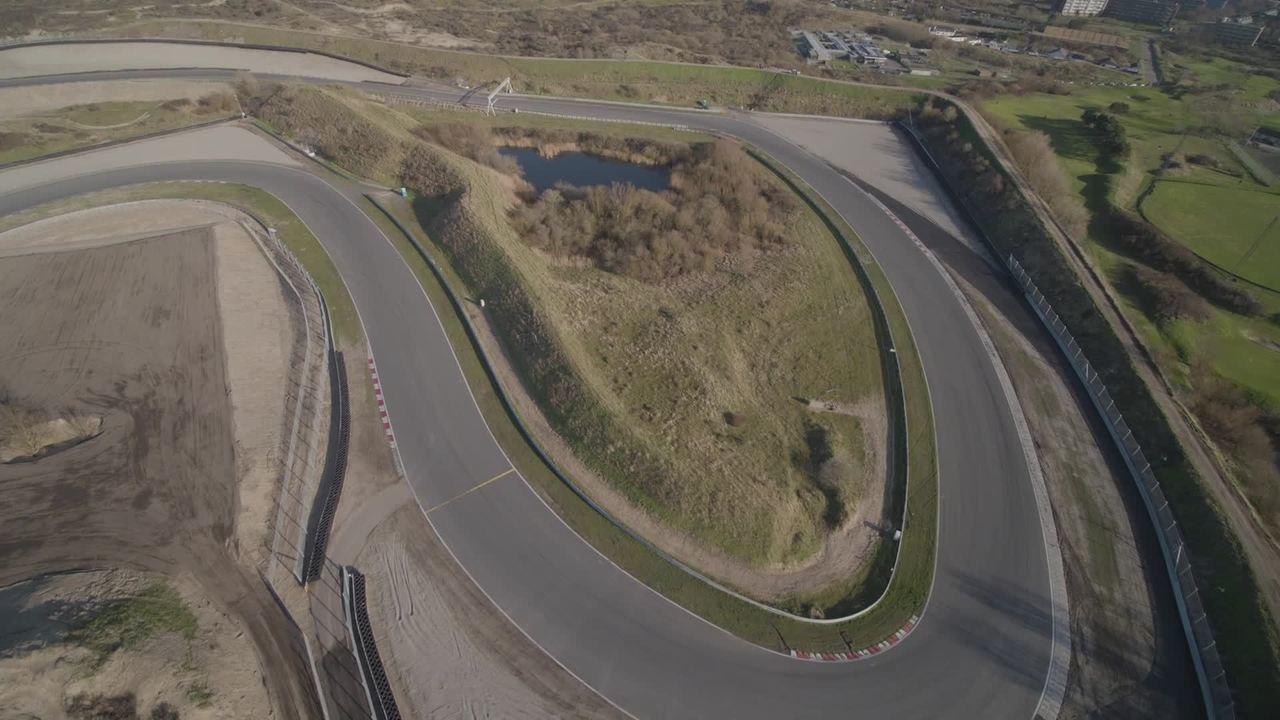 A reinauguração de Zandvoort, sede do GP da Holanda de F1