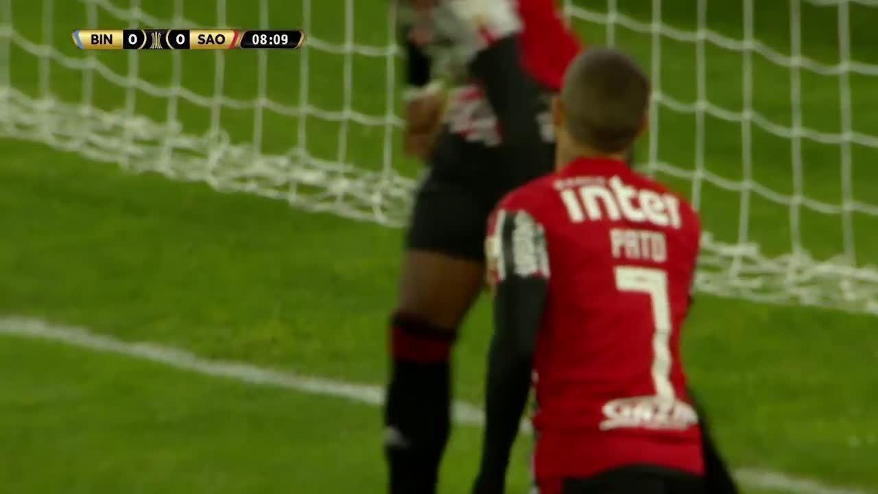 São Paulo perdeu gols claros contra Palmeiras, Corinthians, Santo André e Binacional em 2020
