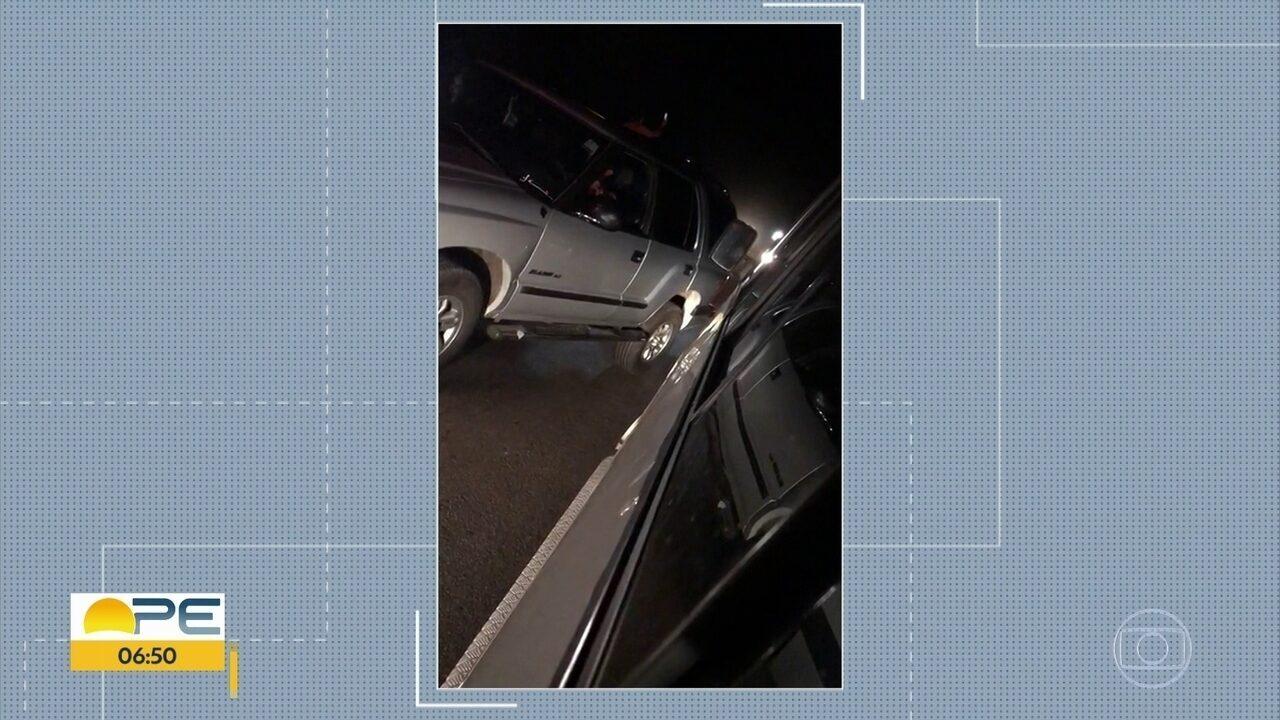 Duas pessoas morrem e 20 ficam feridas em acidente na PE-320, em Triunfo