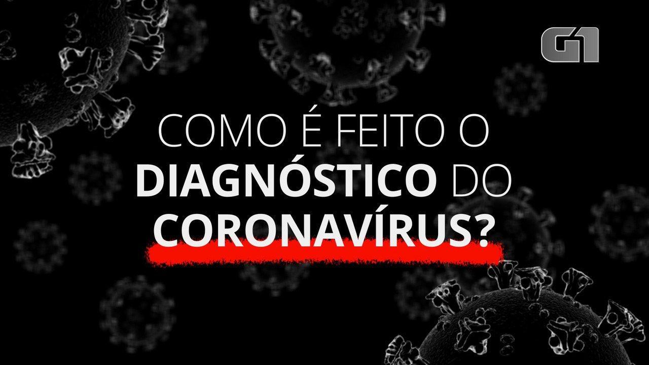 Coronavírus: como é feito o diagnóstico?