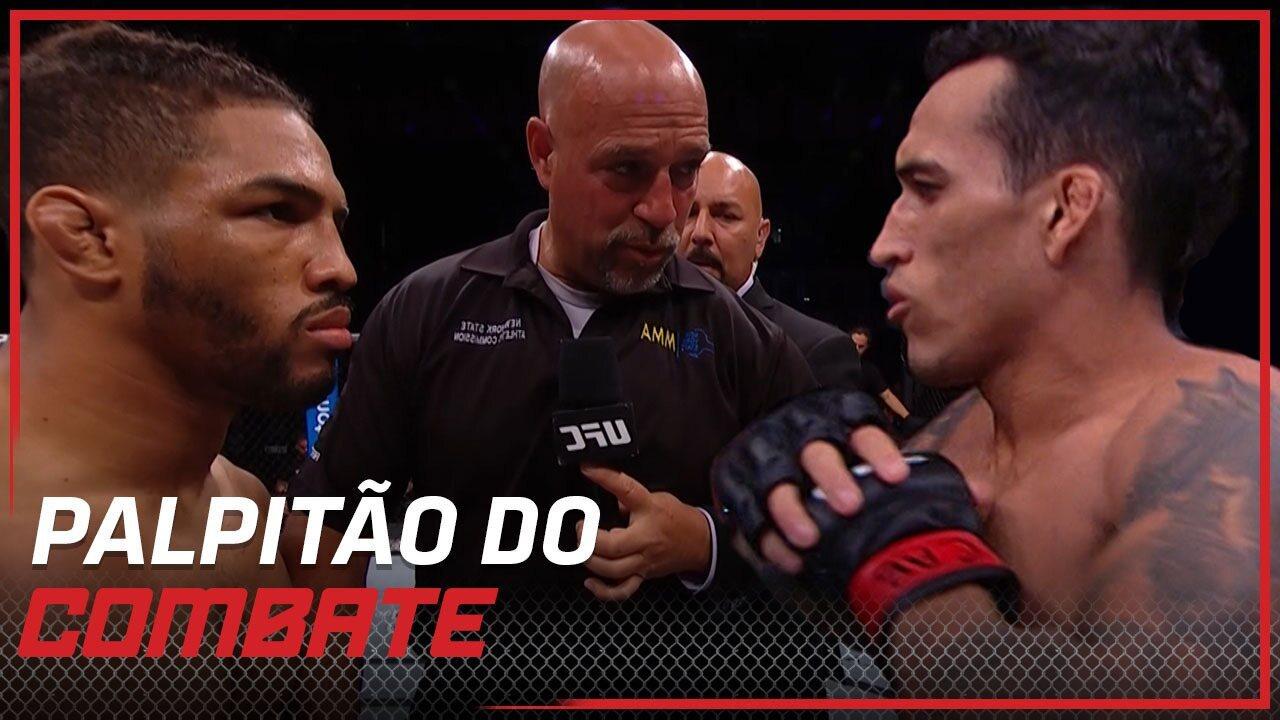 Palpitão do Combate: UFC Brasília