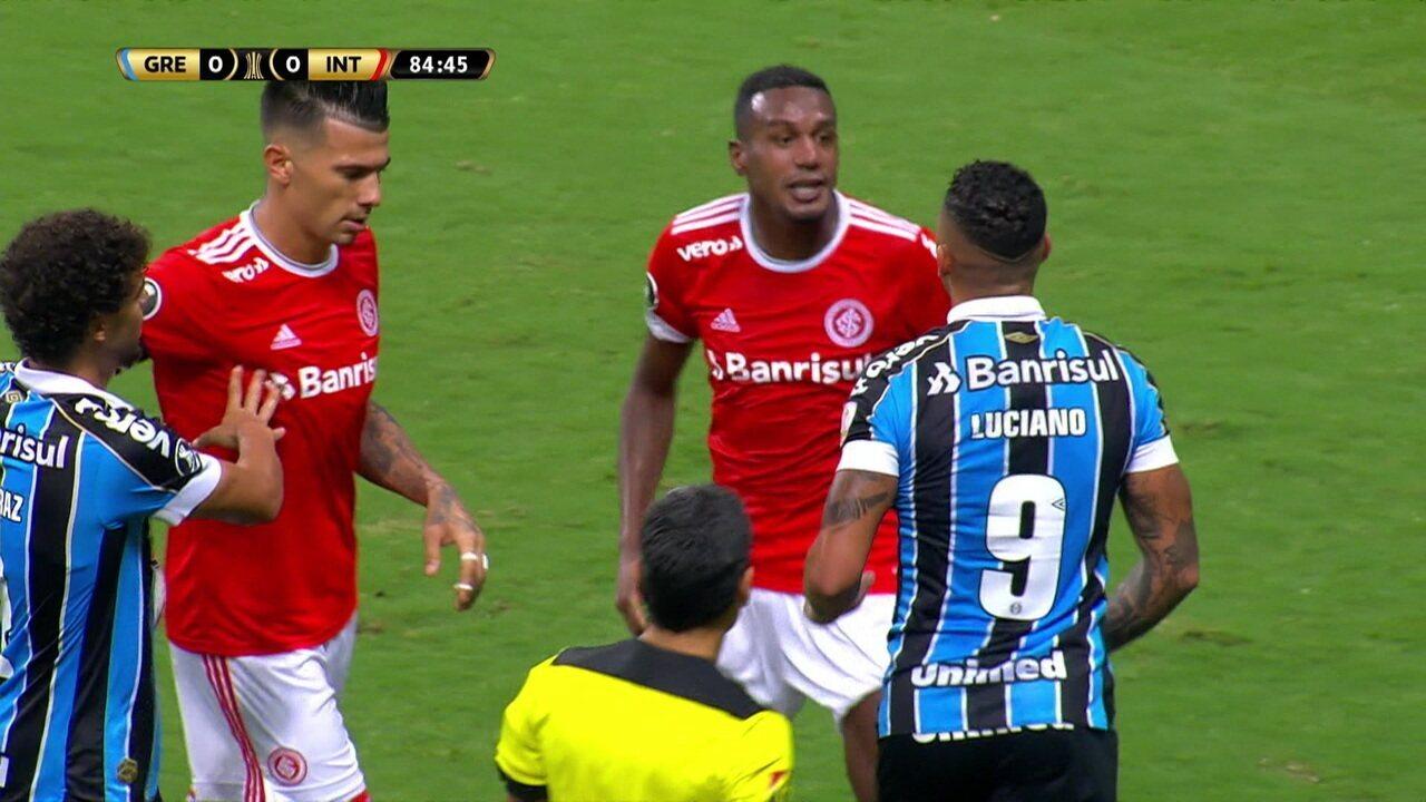 Melhores momentos de Grêmio 0 x 0 Internacional pela Libertadores