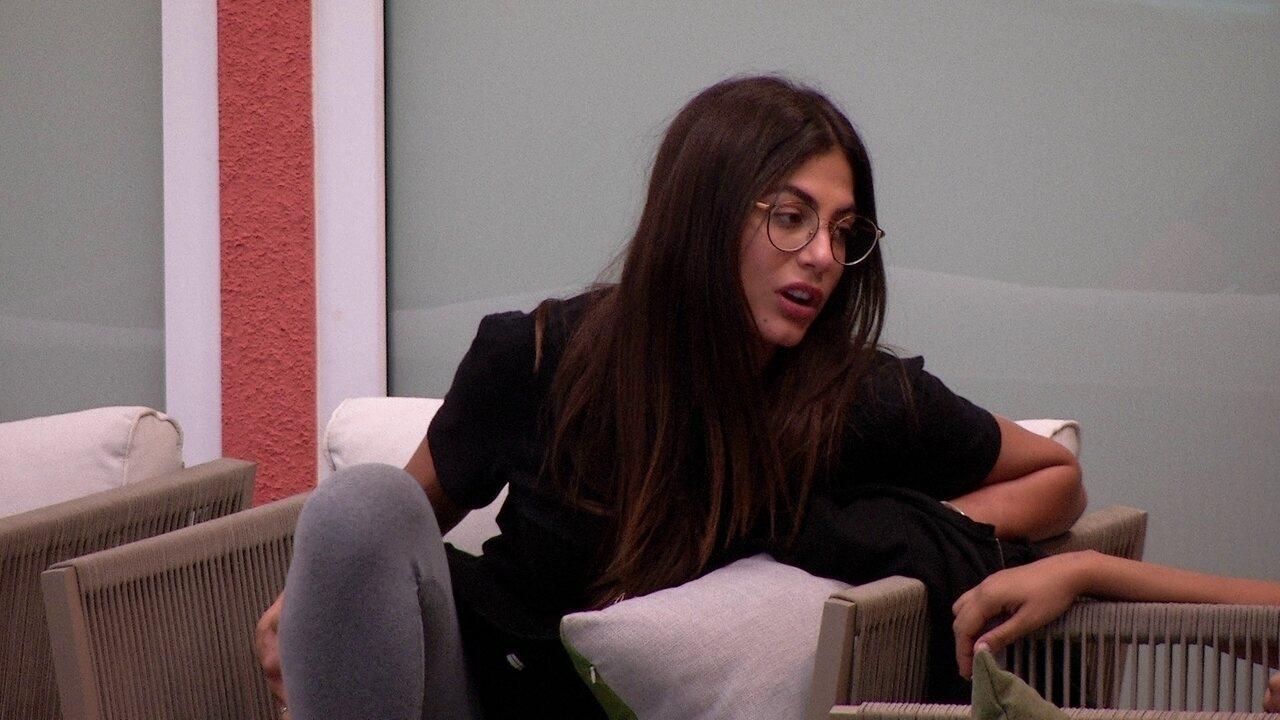 Mari revela conversas a Flayslane: 'Falei na hora da raiva, porque estava chateada'