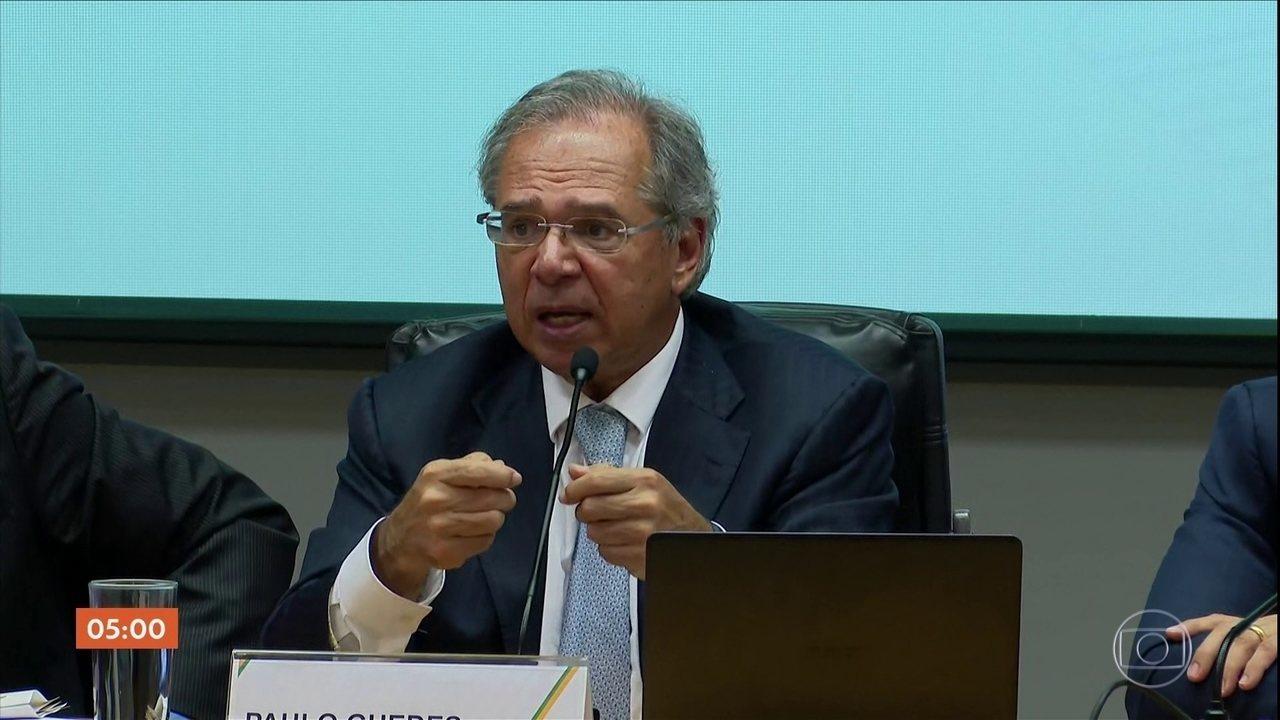Paulo Guedes anuncia que vai injetar R$ 147 bi na economia para conter efeitos da Covid-19