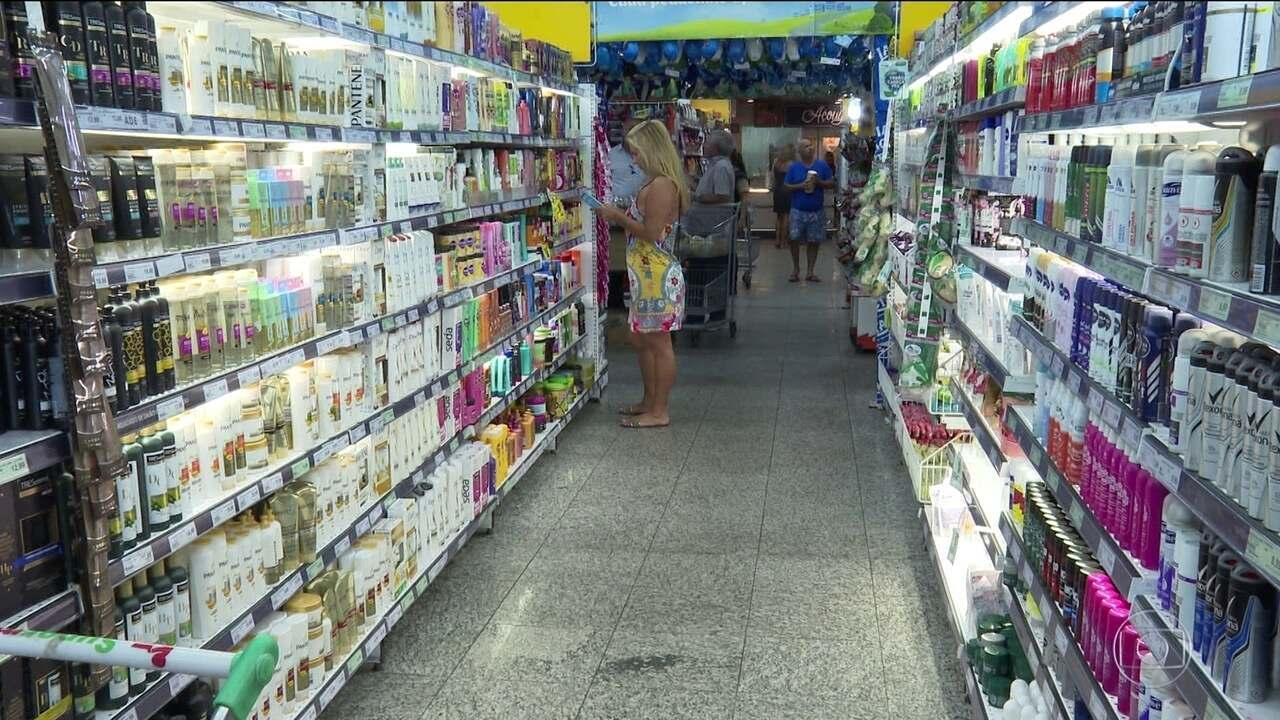 Associação de supermercados diz que abastecimento está normal