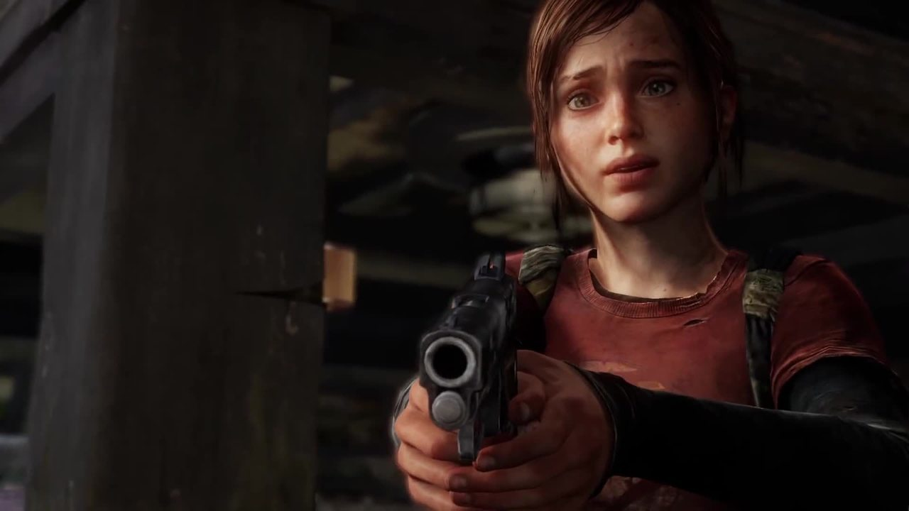 Here's the trailer for 'The last of us'