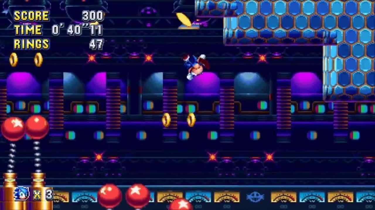 Here's the trailer for 'Sonic Mania'