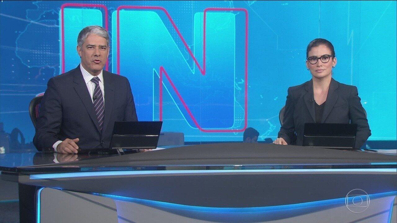 Jornal Nacional Jornal Nacional U00cdntegra 18 03 2020