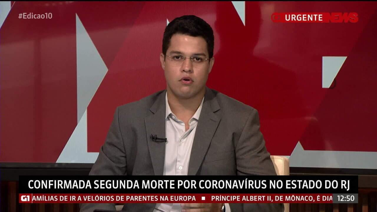 Confirmada segunda morte por novo coronavírus no estado do Rio de Janeiro