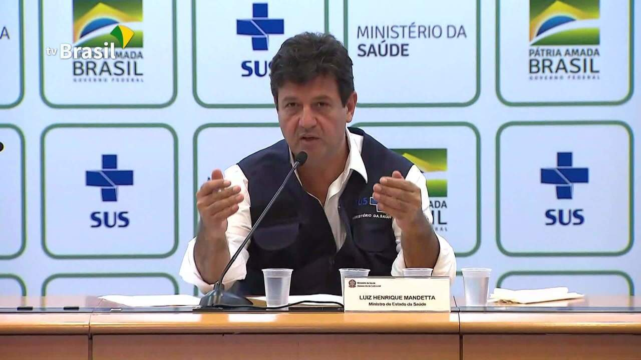 Testes rápidos de coronavírus no Brasil começarão pelos profissionais da saúde